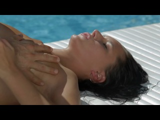 Poolside Passion – Mira & Mr. X porn xxx HD